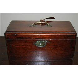 Antique Tea Caddy, c. 1800 #2381543