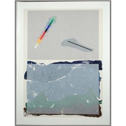 Tino Zago Modern Contemporary Serigraph Print #2381572
