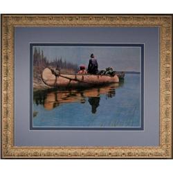 Early Twentieth Century Impressionist Maritime #2381573
