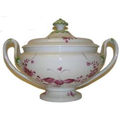 Antique Meissen Porcelain Soup Tureen #2381603