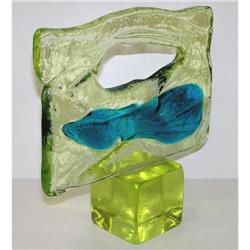 Luciano Gaspari Salviati Glass Sculpture #2381626