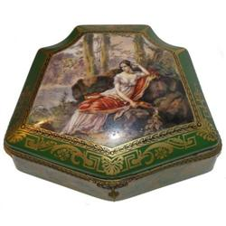 BOLLINGER French Porcelain Dresser Box #2381627