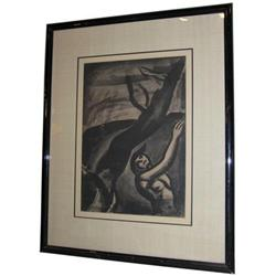 Georges ROUAULT Miserere Plate XI (11) #2381671