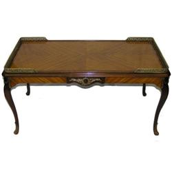 Louis XV Style Satinwood Coffee Table #2381720