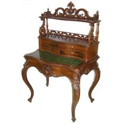 Antique American Victorian Desk by John Jelliff#2381772