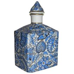 Porcelain Enamelled Tea Canister #2381791