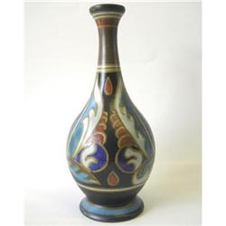 Art Nouveau Gouda Gladys Bottle Vase #2381798