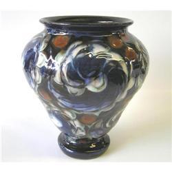 Herman KAHLER Ceramic Floral Vase  #2381799