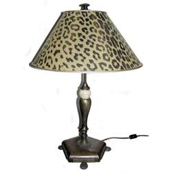 Italian Art Deco Table Lamp #2381832