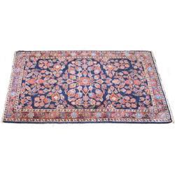 Antique / Semi-Antique 3x5 Sarouk Persian Rug #2381873