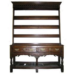 18th Century Welsh Oak Dresser #2381899