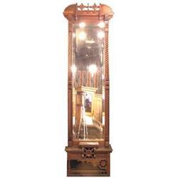 8 Foot Eastlake Looking Glass Pier Mirror #2381925