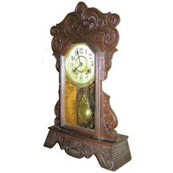 New Haven Clock Company Mantle Clock #2381928