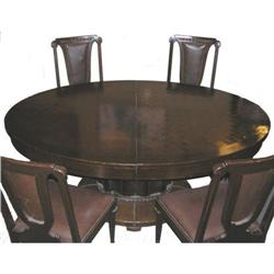 French Arts & Crafts Dining Set #2381934