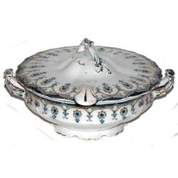 Leland J&C Meakin Hanley Porcelain Tureen #2382007