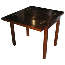 Art Deco Mahogany Cocktail / Coffee Table #2382026