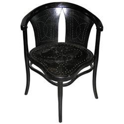 Hoffmann Thonet Bentwood Chair Armchair #2382029