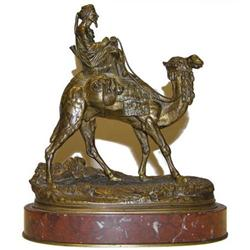 AGATHON LEONARD Arab Bedouin on Camel #2382040