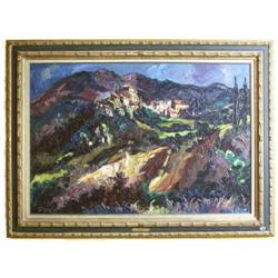 EMERIC Aubres Nyons French Landscape #2382057
