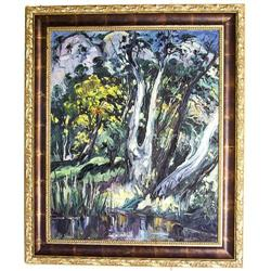 EMERIC Impressionist Landscape Oil Painting #2382058