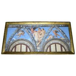 Italian School Laid Paper Murals After RAPHAEL #2382086