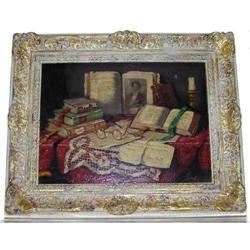 Arisztid SZENDY Hungarian Still Life Painting #2382101