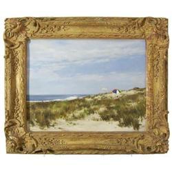 Lori ZUMMO Impressionist Beach Landscape #2382105