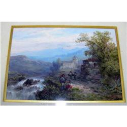 Orientalist PAUL PASCAL 1878 Painting #2382108