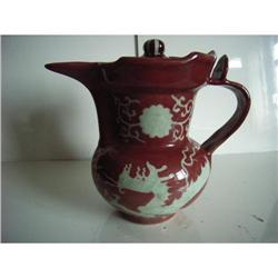 Chinese   porcelain ewer #2382238