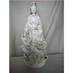 chinese porcelain kwan-yin #2382241