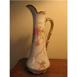 HAND PAINTED LIMOGES TANKARD #2382246