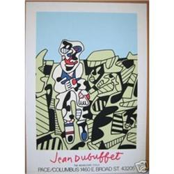 Jean Dubuffet Inspection of the Territory #2382251