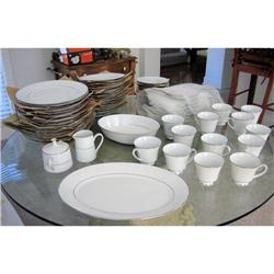 Noritake Tahoe Service for 13 & Serving Pieces #2382254