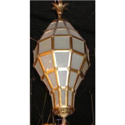 Antique Lantern Ceiling Fixture #2382282