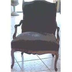 French Style Wing Chair #2382361