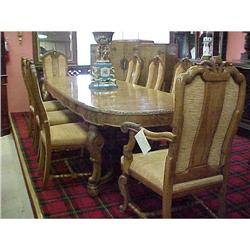 French 11 Piece Dining Room Set #2382365