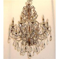 Beaded Crystal Chandelier #2382382