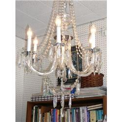 Crystal Chandelier Ceiling Fixture #2382410