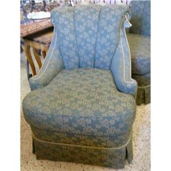 Pair of Club Chairs Easy Chairs Armchairs #2382464