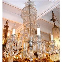 Crystal Chandelier Ceiling Fixture #2382474