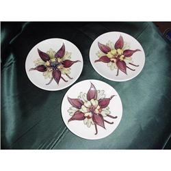 Moorcroft Plates  #2382511