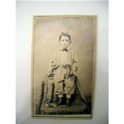 Boy in Confederate Zouave outfit, Selma, AL by #2382531