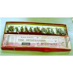 Britains Devonshire Regiment Soldiers #2382534