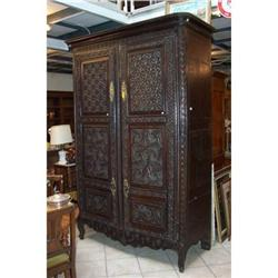 French 18th Century Armoire from St. Malo #2394364
