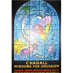 Original Litho - Chagall Windows/1962 #2394381