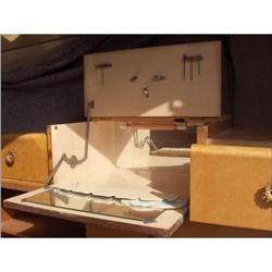 Art Deco Burr Maple Sideboardc1935 #2394556