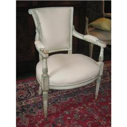 French Directoire chairs circa 1800 #2394562
