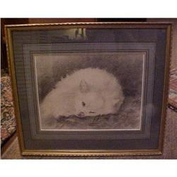 Portrait of a Dog, Jean-Jacques Rousseau, #2394633