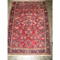 Antique Persian Rug (Sarouk) #2394640