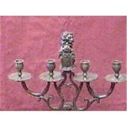 A pair of English Bronze Candleabras #2394645